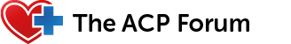 The ACP Forum Logo